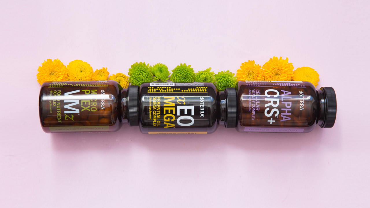 Supplements Explained Daily Vitality Dōterra Essential Oils