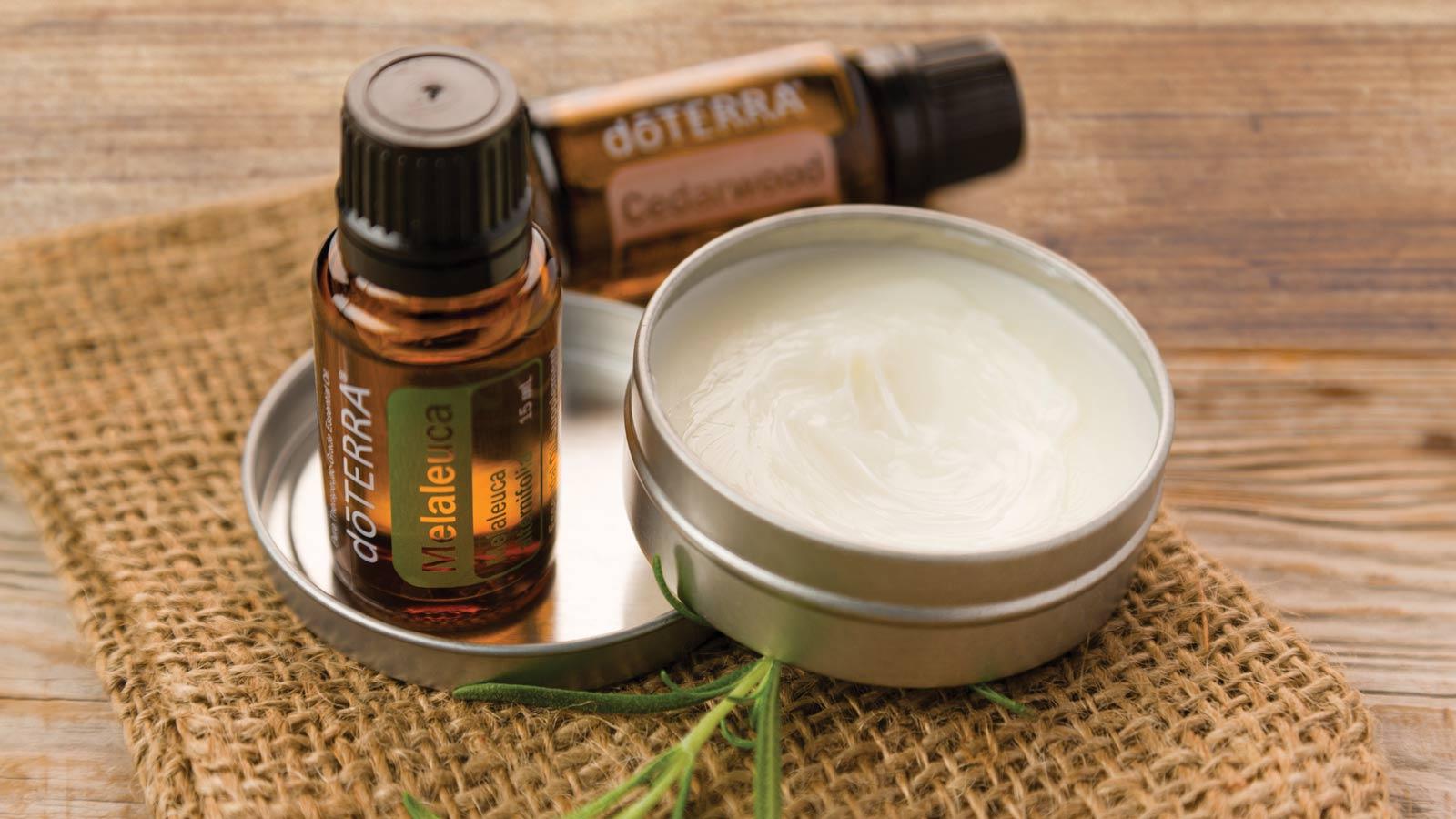 DIY: Beard Balm | dōTERRA Essential Oils