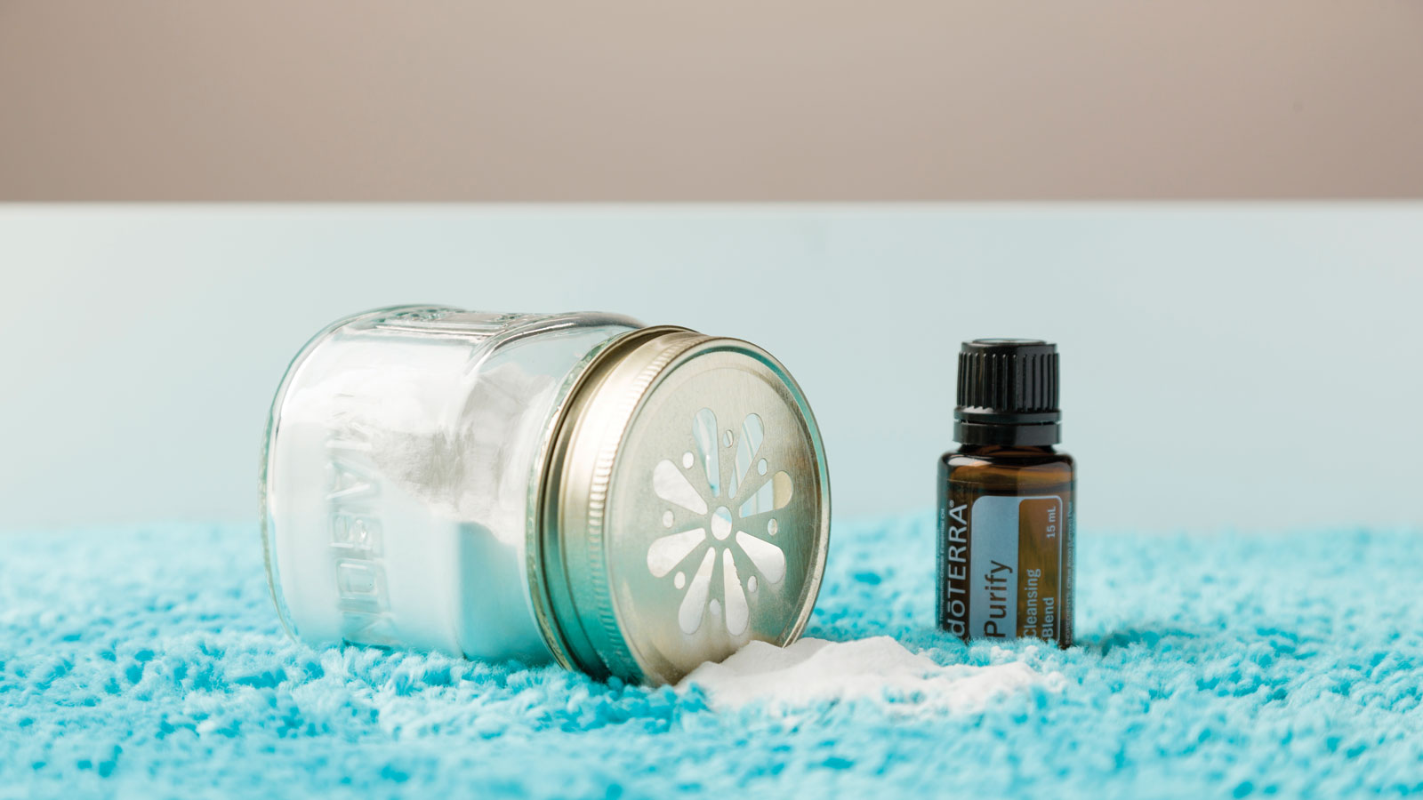 Diy Carpet Cleaner Dōterra Essential Oils