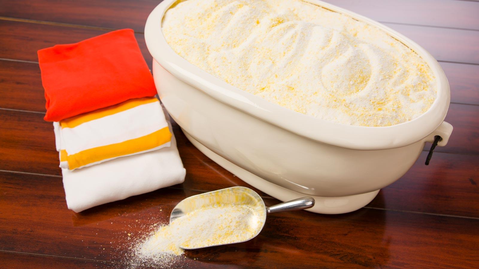 DIY: Powder Laundry Detergent | dōTERRA Essential Oils