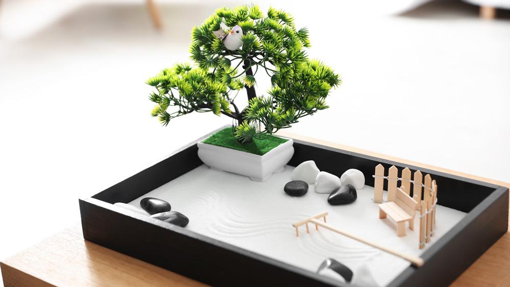 Hinoki Oil Zen Garden | dōTERRA Essential Oils