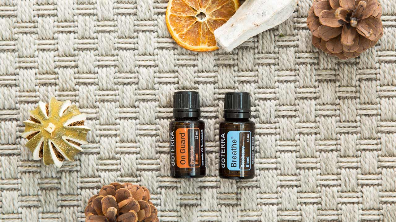 Get Ready With Doterra On Guard 174 And Doterra Breathe