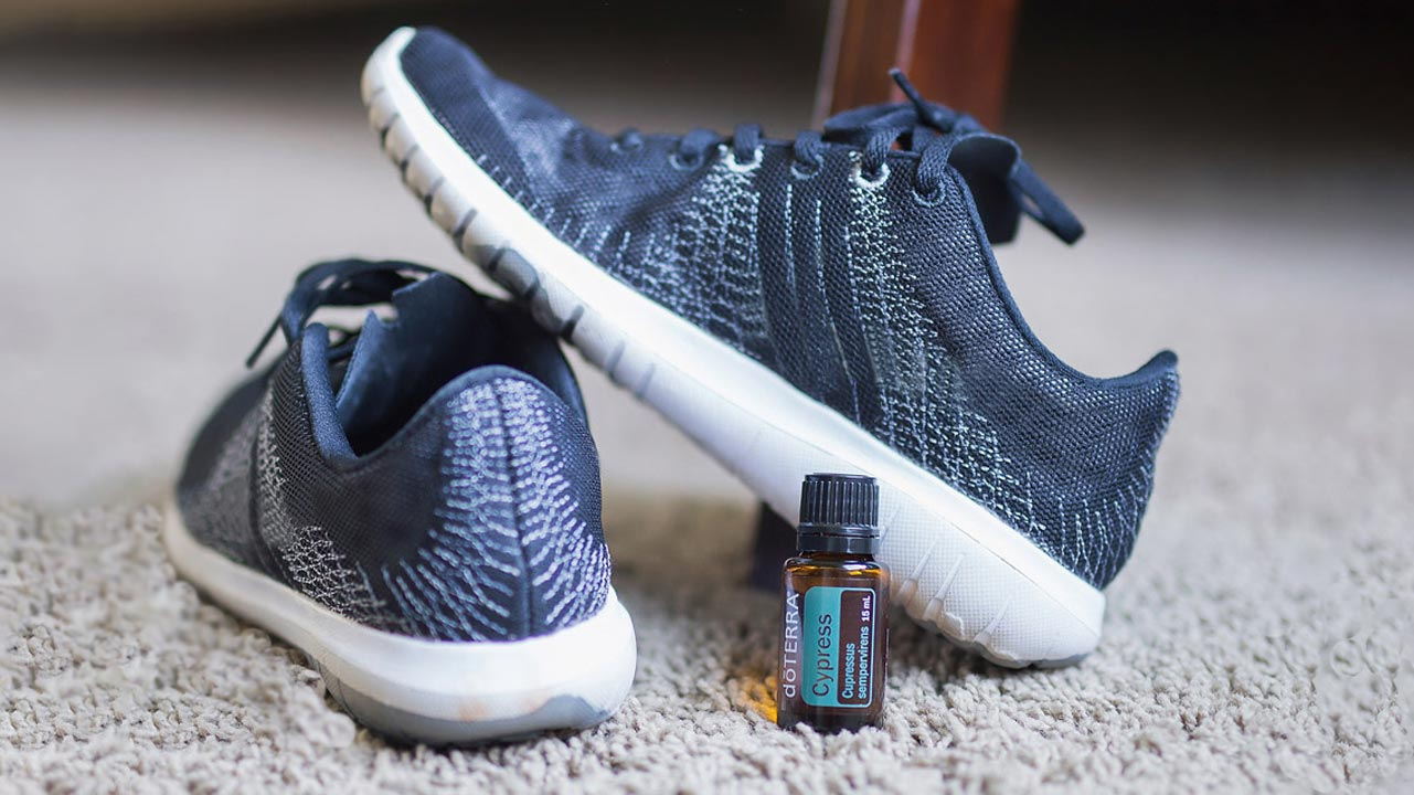 Image result for Shoe Care with Essential Oils doterra blog