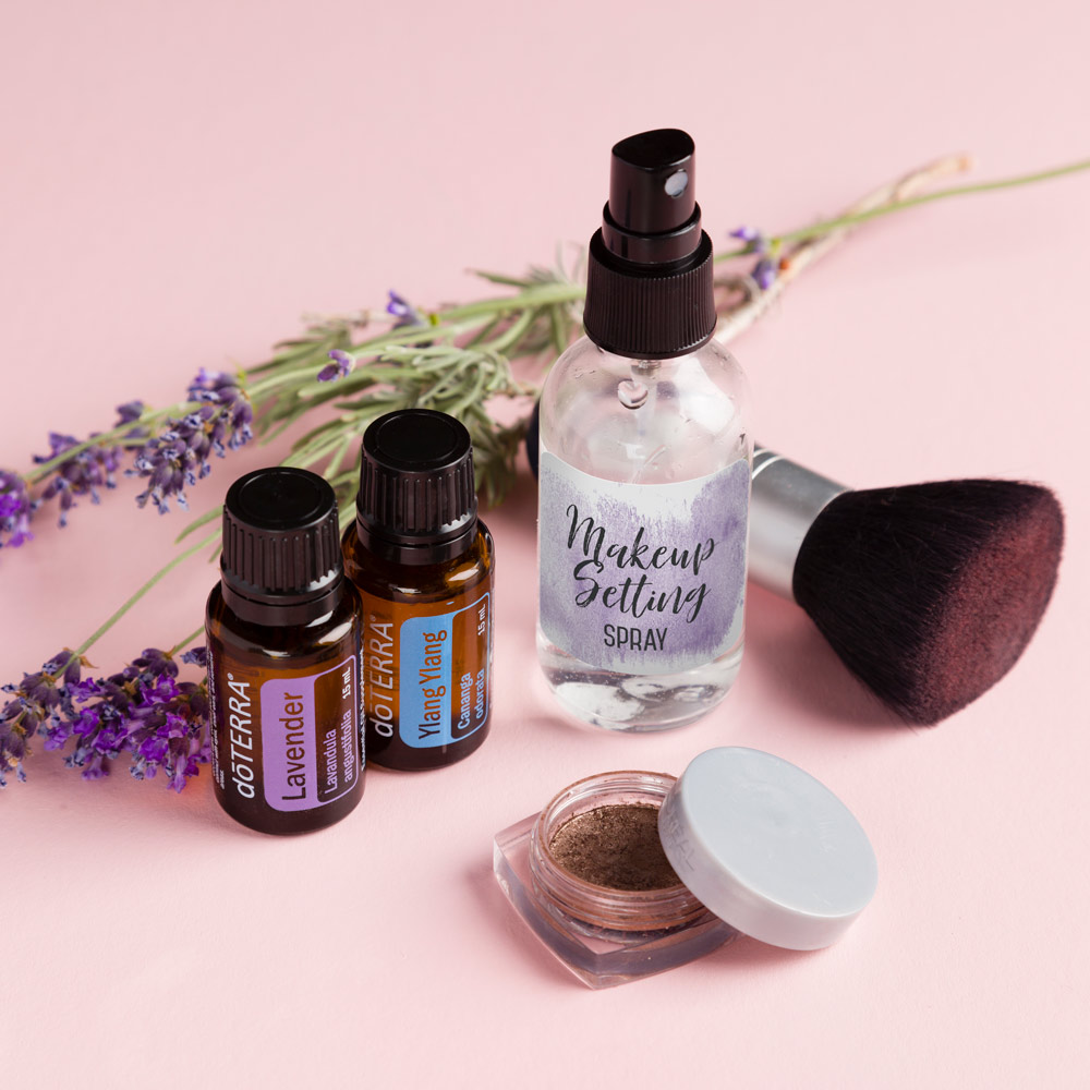 Image result for Makeup setting spray doterra