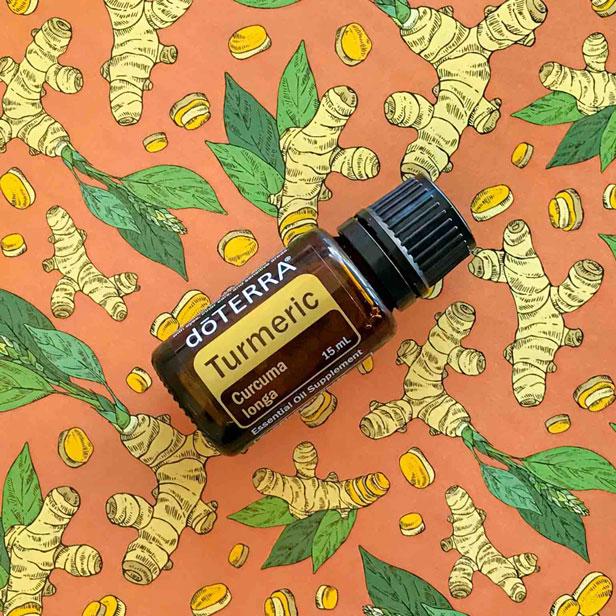 Turmeric Essential Oil | dōTERRA Essential Oils