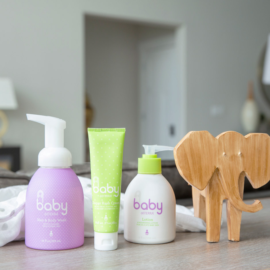 Behind the doTERRA Baby Collection | dōTERRA Essential Oils