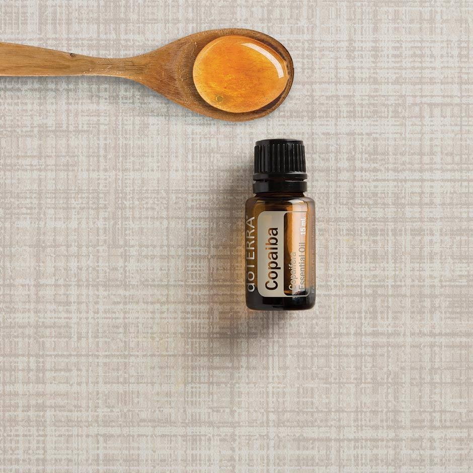 Using Copaiba Oil | dōTERRA Essential Oils