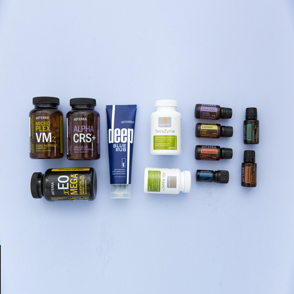 The Daily Health Habits Routine | dōTERRA Essential Oils