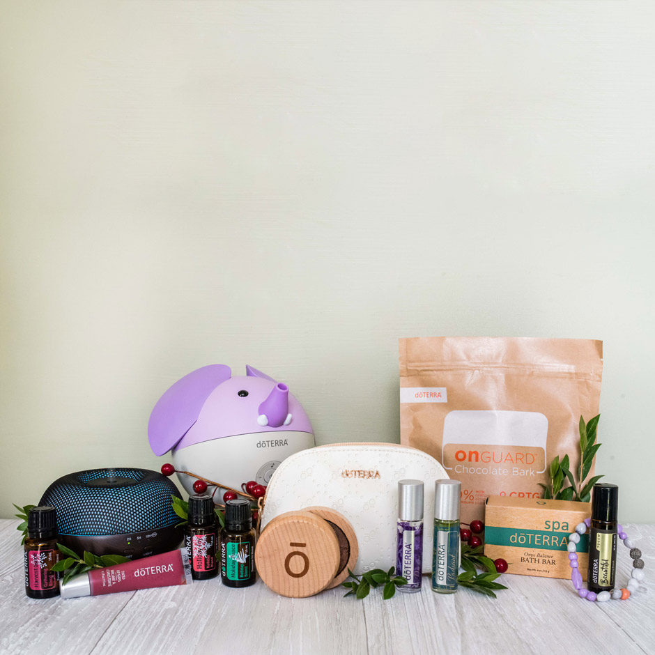 Doterra Christmas Gift Ideas.Holiday Products 2018 Dōterra Essential Oils