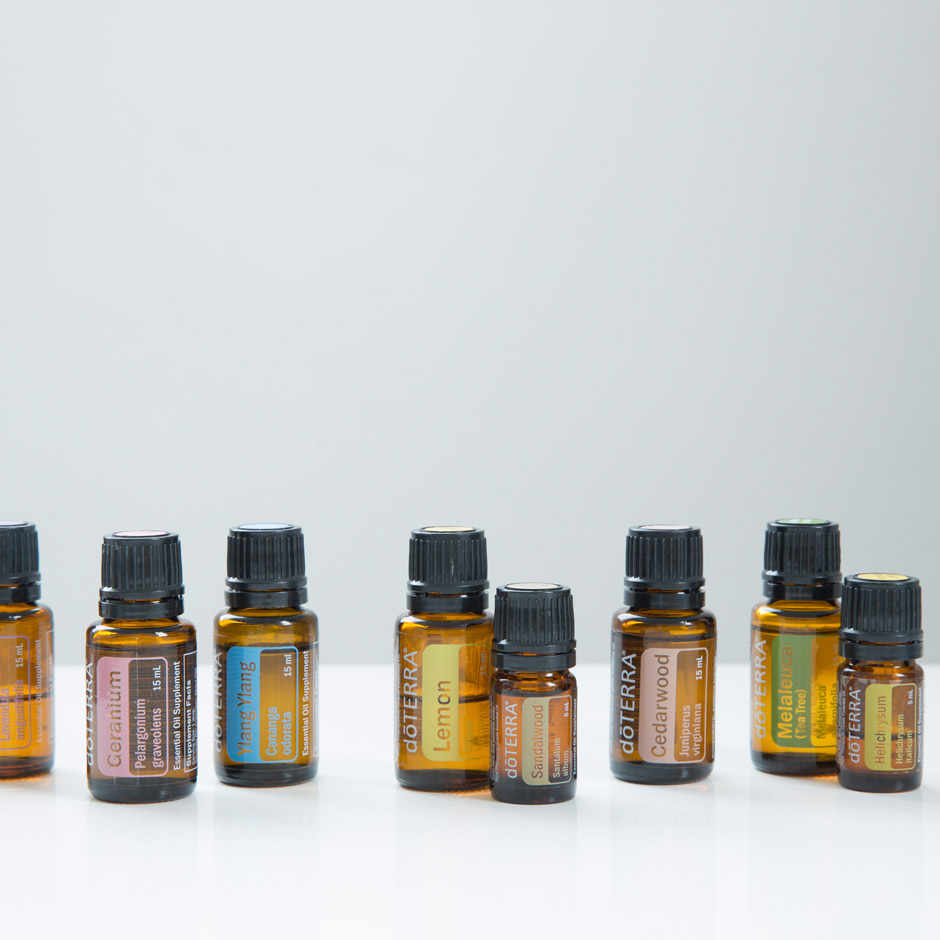 Spiksplinternieuw The Master List of Essential Oils | dōTERRA Essential Oils CB-05