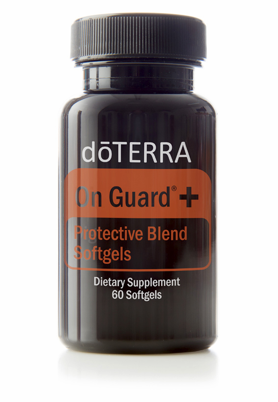 dōTERRA On Guard®+ Softgels