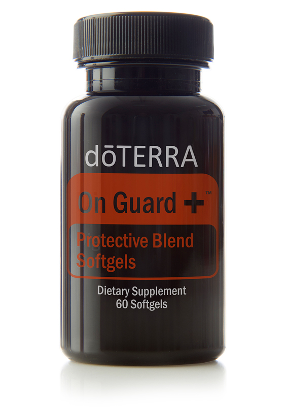 doTERRA On Guard+ Softgels