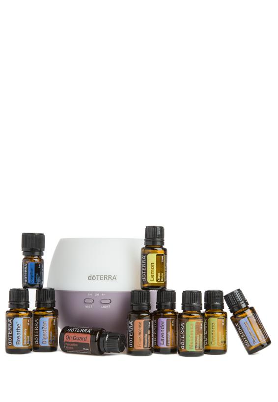 Home Essentials Kit   dōTERRA Essential Oils