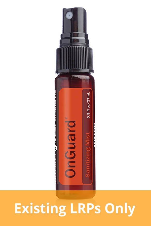 dōTERRA On Guard® Sanitizing Mist