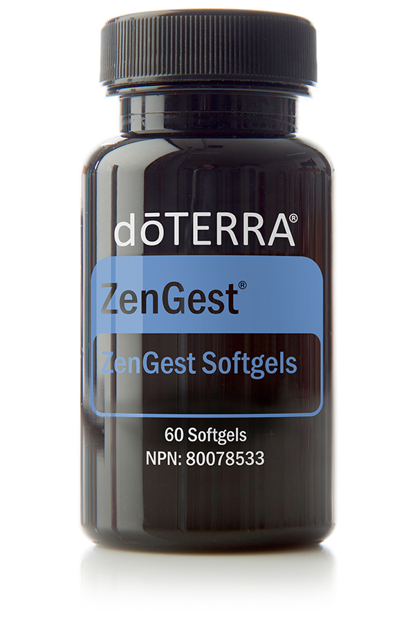 ZenGest Softgels