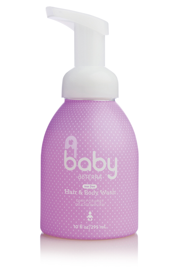dōTERRA Baby Hair & Body Wash