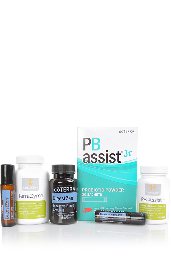 Digestion Kit (LRP Only)