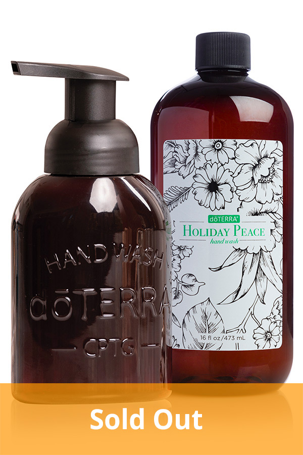 Holiday Peace Hand Wash