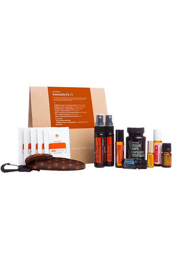 Immunity Wellness Program Kit 3