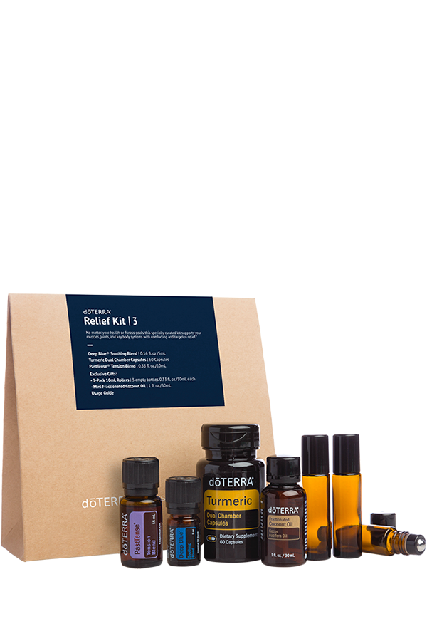 Wellness Program Relief Kit 3