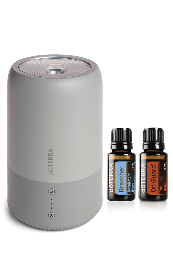 Dawn™ Aroma Humidifier with doTERRA Breathe® and doTERRA On Guard®