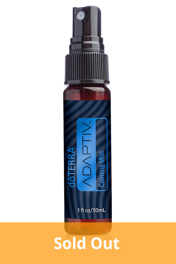 Adaptiv Calming Mist in 30 mL Bottle