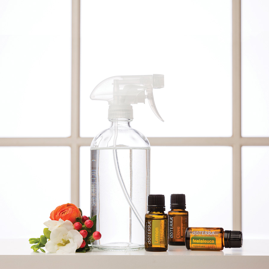 DIY: All-Purpose Spray | dōTERRA Essential Oils