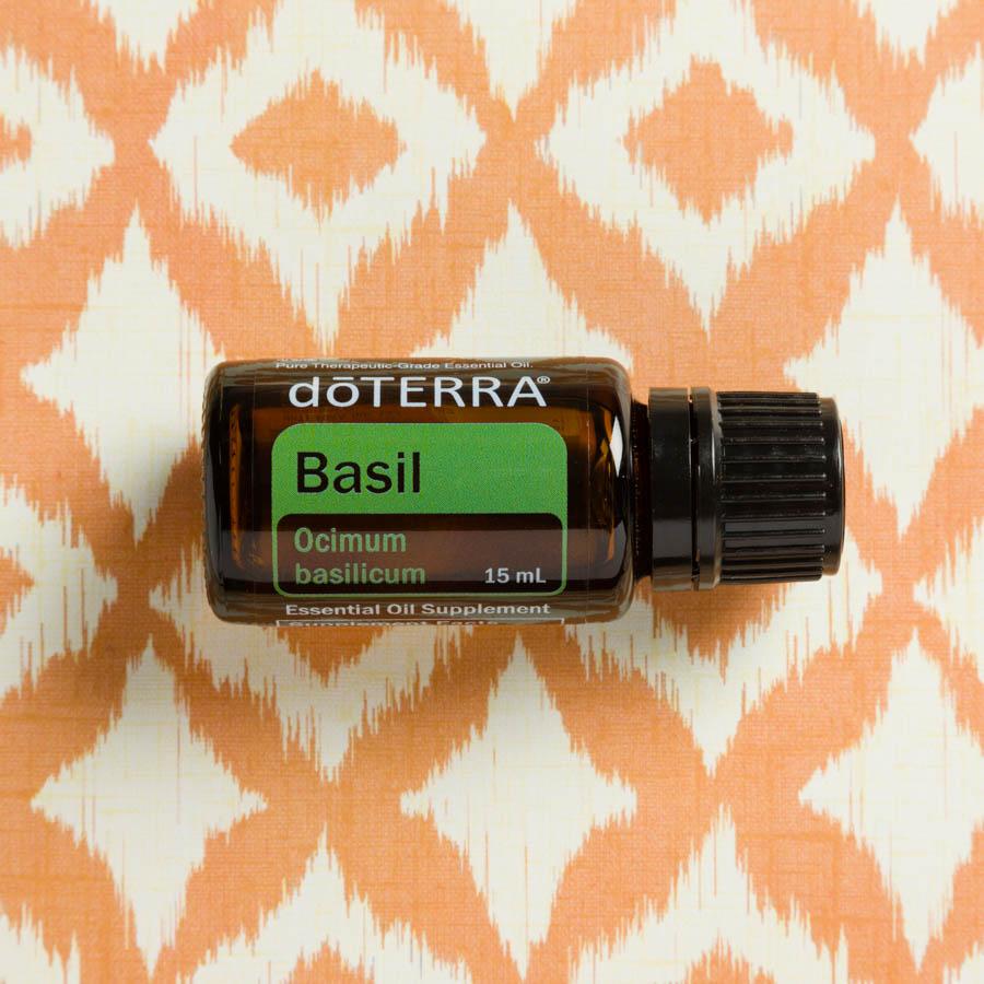 basil oil spotlight