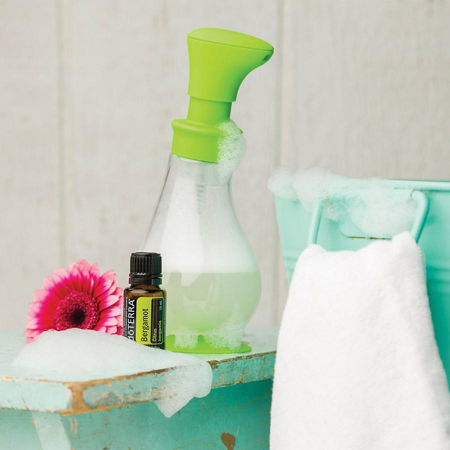 DIY: Foaming Hand Soap | dōTERRA