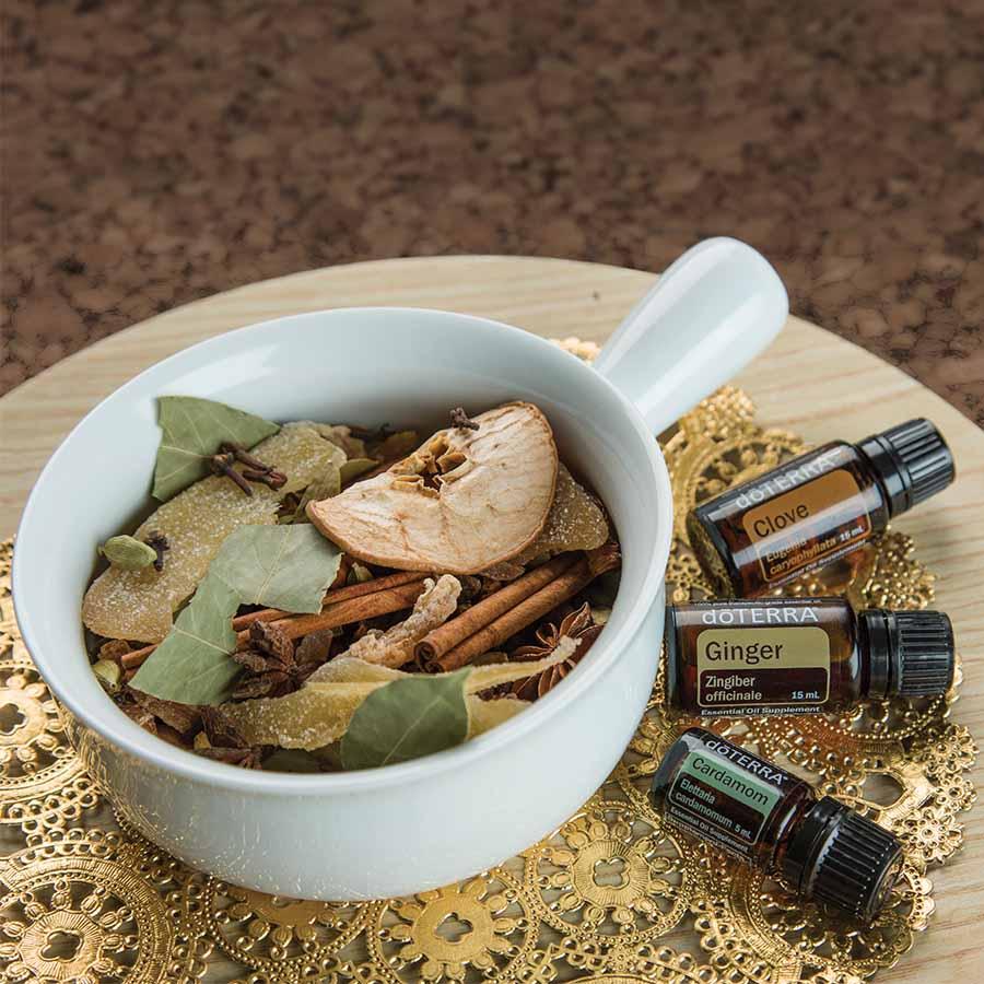 Potpourri Fai Da Te.Diy Essential Potpourri Dōterra Essential Oils