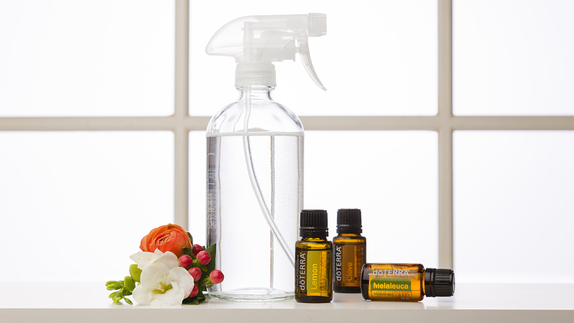 Diy All Purpose Spray Dōterra Essential Oils