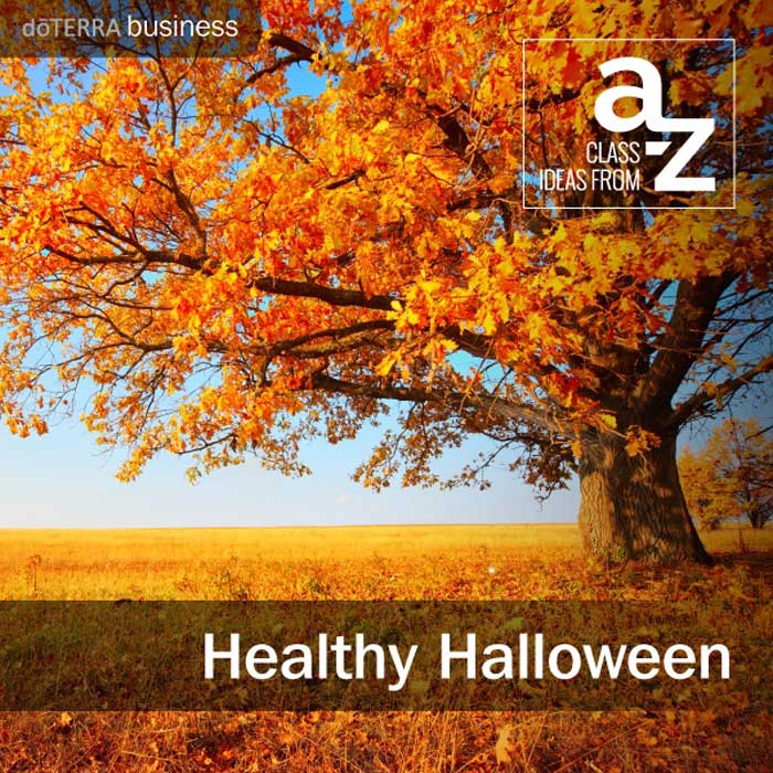 An Essential A Z On Quick Solutions In Weightlifting: Class Ideas From A To Z: Healthy Halloween