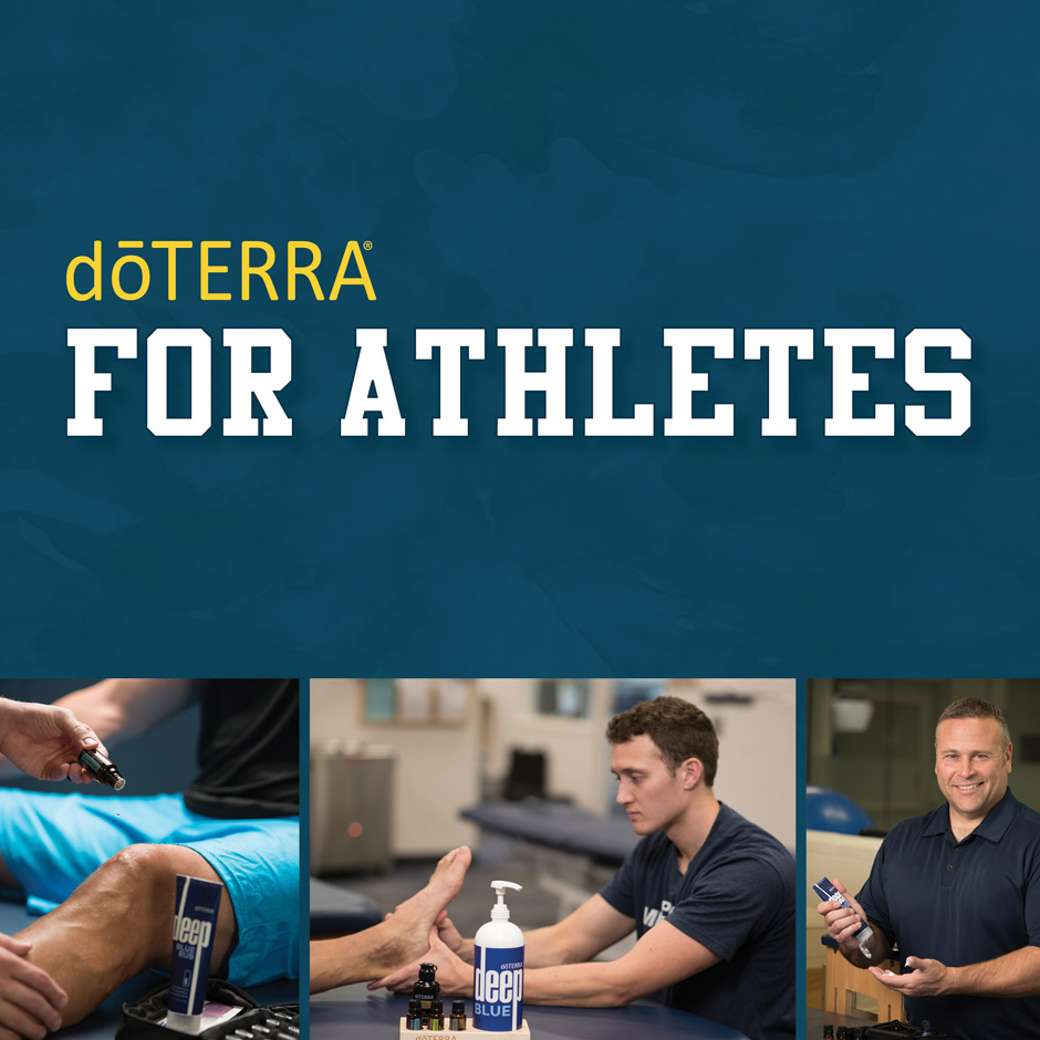 Doterra For Athletes Dōterra Essential Oils