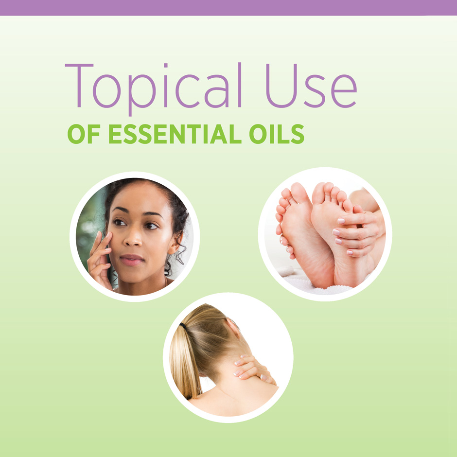 How to Use Essential Oils Topically | dōTERRA Essential Oils