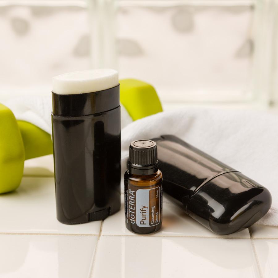 DIY: Deodorant Stick   dōTERRA Essential Oils