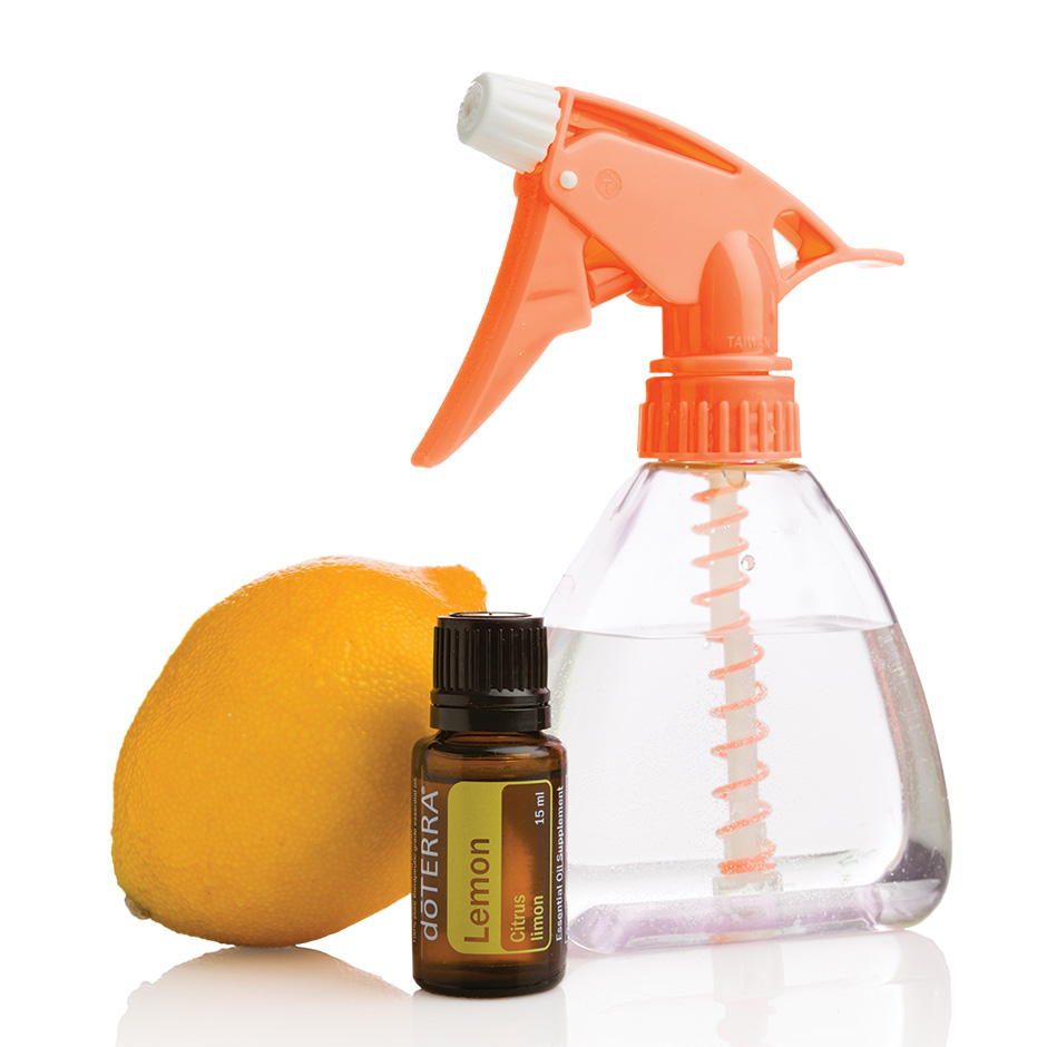 Natural All Purpose Cleaner Recipe Essential Oil