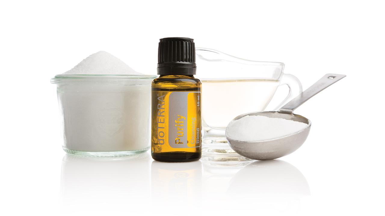 Stove Top Cleaner Dōterra Essential Oils