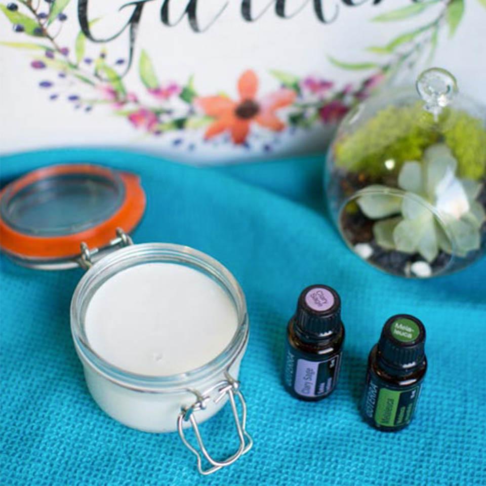 DIY: Gardener's Hand Soap | dōTERRA Essential Oils
