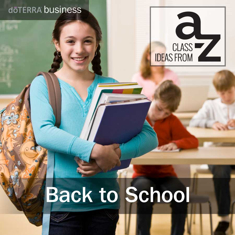 An Essential A Z On Quick Solutions In Weightlifting: Class Ideas From A To Z: Back To School