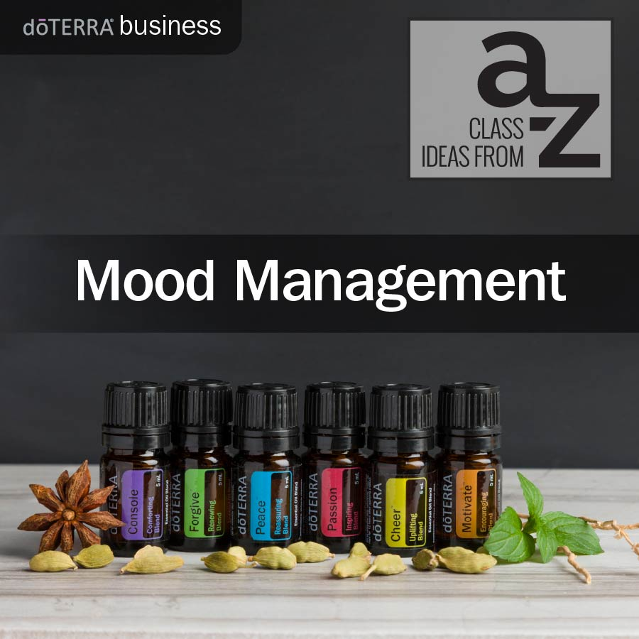 class ideas from a to z  mood management
