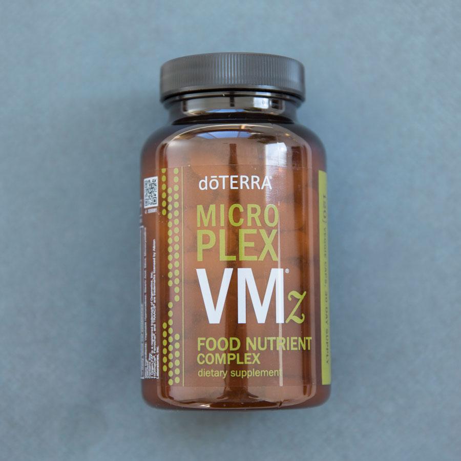 Product Spotlight: Microplex VMz   dōTERRA Essential Oils