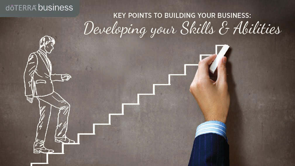 key points to building your business  developing skills