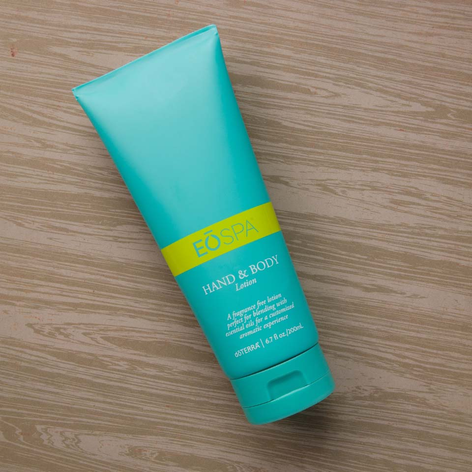 Doterra Spa Hand And Body Lotion