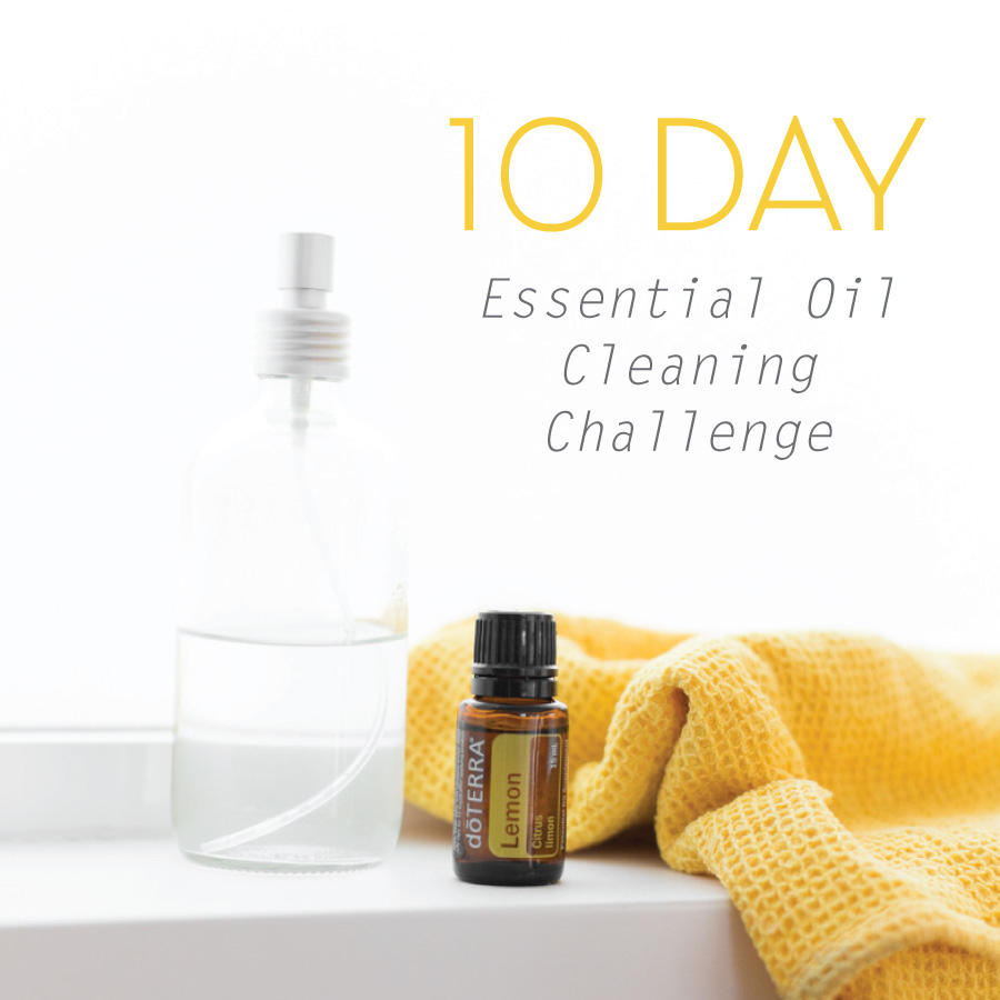 Image result for doterra blog cleaning challenge