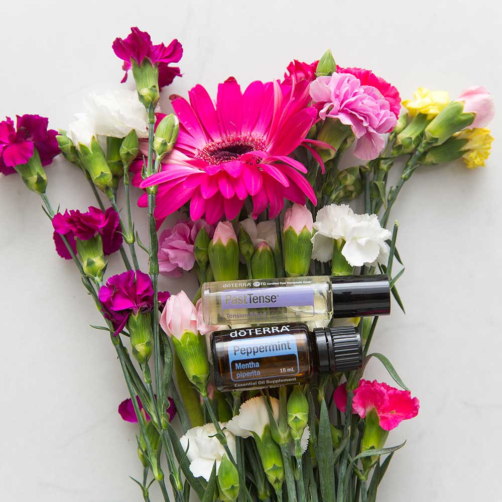 Peppermint and PastTense Spotlight | dōTERRA Essential Oils