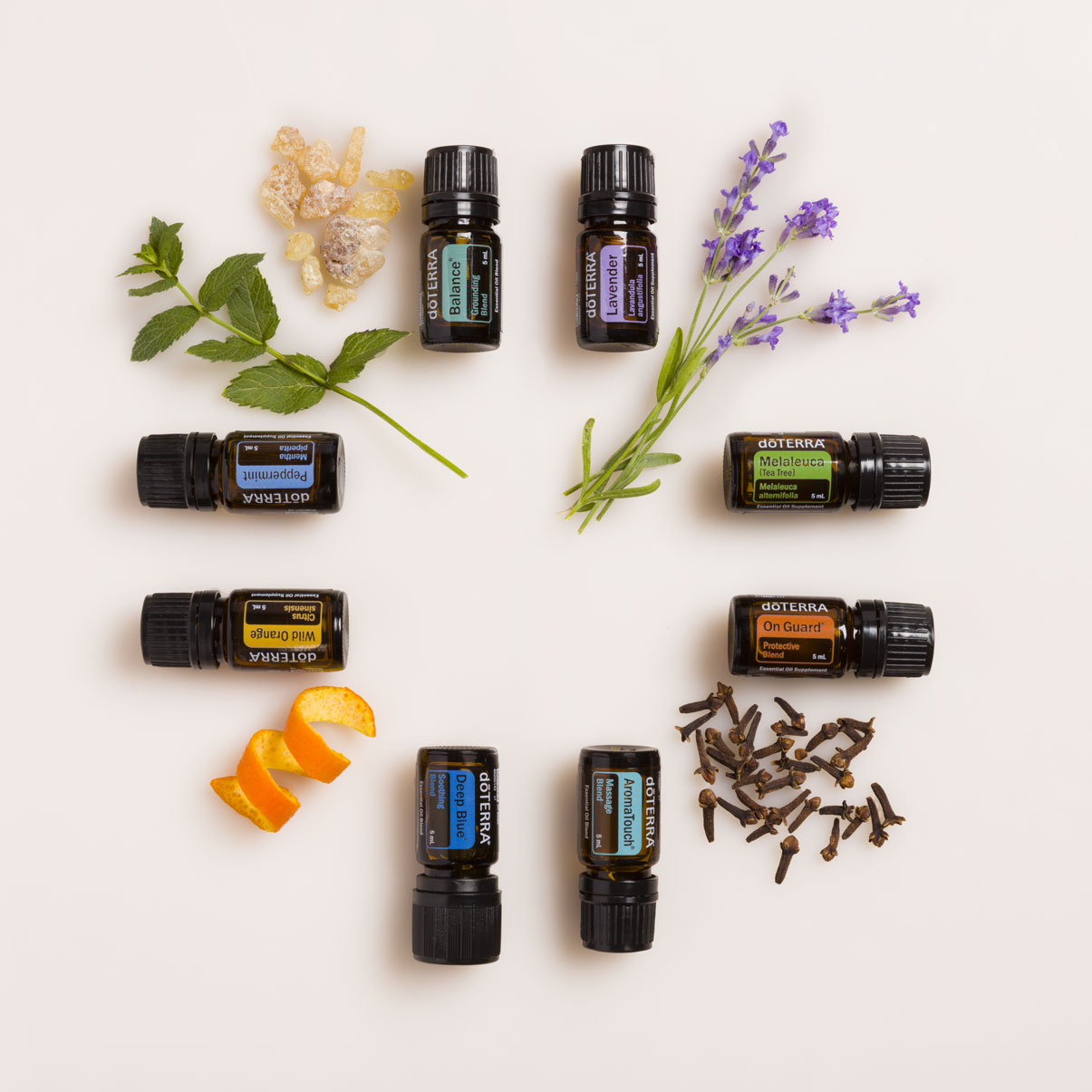 AromaTouch Technique | dōTERRA Essential Oils